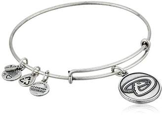 Alex and Ani Arizona Diamondbacks Cap Logo Expandable Bangle Bracelet