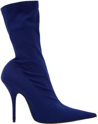 Balenciaga Knife cloth boots