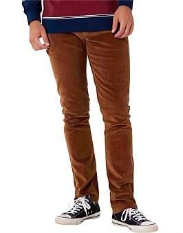 Mr Simple Cord Pants