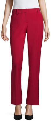 WORTHINGTON Worthington Womens Curvy Fit Bootcut Trouser