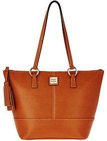 Dooney & Bourke Saffiano Leather Small Tobi Shopper $238.64 thestylecure.com