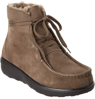 FitFlop Women's Loaff Nubuck Boot