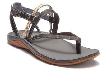 f6d8b8a6d47 Chaco Leather Women s Sandals - ShopStyle