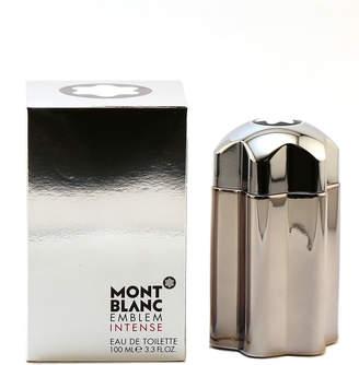 Montblanc Mont Blanc Emblem Intense for Men EDT Cologne Spray, 3.4 oz.