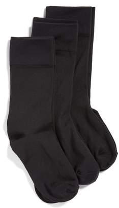 Hue 3-Pack Ultrasmooth Socks