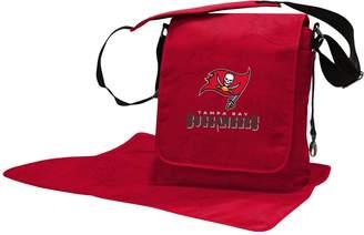 Tampa Bay Buccaneers Lil' Fan Diaper Messenger Bag