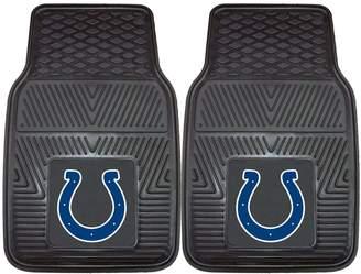 Fanmats FANMATS 2-pk. Indianapolis Colts Car Floor Mats