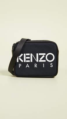 Kenzo Logo Camera Bag