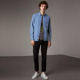 Burberry Japanese Denim Shirt