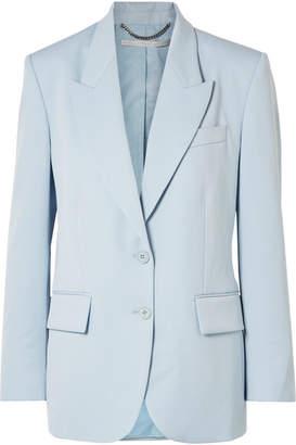 Stella McCartney Wool Blazer - Sky blue