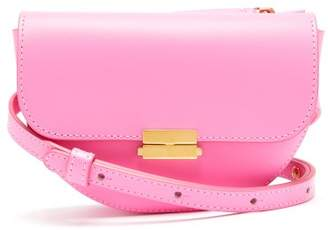 Wandler - Anna Leather Belt Bag - Womens - Pink