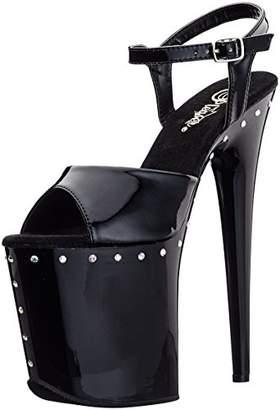 Pleaser USA Women's FLAMINGO-809ABLS Sandal