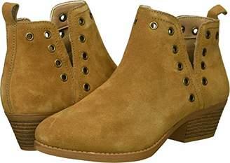 Skechers Women's Lasso - Auger - Short Deco Eyelet Ankle Boot