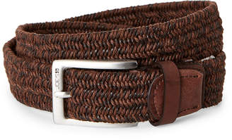 Joe's Jeans Stretch Leather Belt