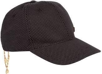 Dolce & Gabbana Polka Dot Baseball Cap