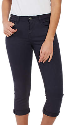 Fat Face Garment Dye Cropped Trousers
