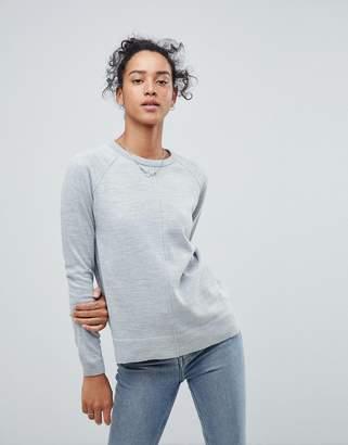 Asos DESIGN Boyfriend Sweater With Crew Neck
