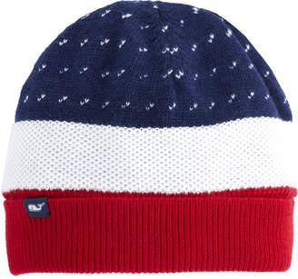 Vineyard Vines Americana Knit Hat