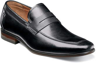 7a85c033dcf Florsheim Postino Apron Toe Textured Penny Loafer