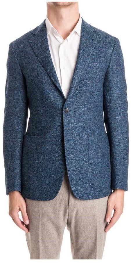 CanaliCanali Jacket Wool Cf00840 401