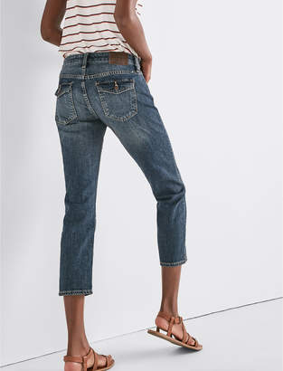 Lucky Brand SWEET MID RISE CROP JEAN IN TIMBER LAKES