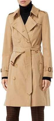 Burberry Chelsea Heritage Slim-Fit Trench Coat