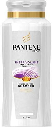 Pantene Sheer Volume With Collagen Plumping Effect Silicone Free Shampoo 12.60 oz (Pack of 11)