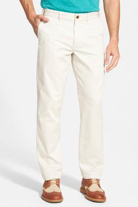 Nordstrom Smartcare(TM) Slim Leg Twill Pants $69.50 thestylecure.com