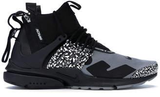 Nike Presto Mid Acronym Cool Grey