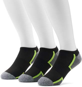Tek Gear Men's 3-pack Cushioned No-Show Socks