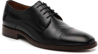 Johnston & Murphy Sanborn Cap Toe Oxford - Men's