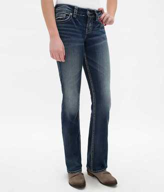 Silver Suki Boot Stretch Jean $69 thestylecure.com