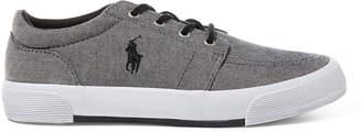 Ralph Lauren Faxon II Chambray Sneaker