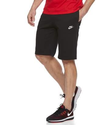 Nike Men's Club Jersey Shorts