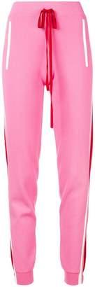 P.A.R.O.S.H. side stripe track pants