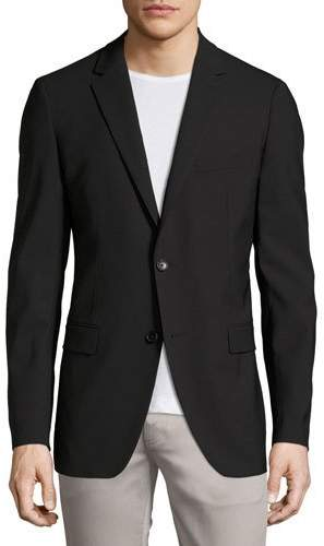 Theory Wellar New Tailor Blazer, Black