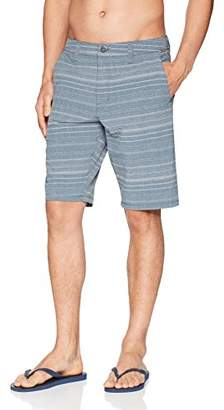 "Volcom Men's Frickin SNT Mix 21"" Hybrid Short"