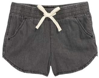 Hudson Nicky Chambray Shorts