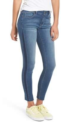 1822 Denim Shadow Side Skinny Jeans