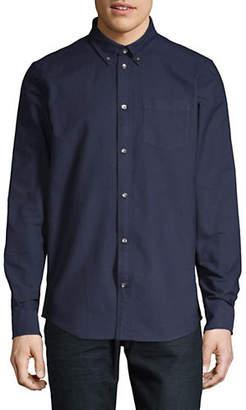 Wesc Oden Long Sleeve Sport Shirt