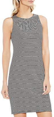 Vince Camuto Sleeveless Striped Dress