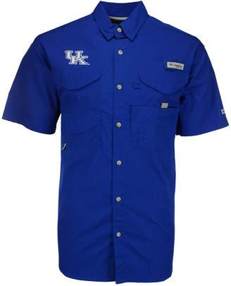 Columbia Men's Kentucky Wildcats Bonehead Short Sleeve Shirt