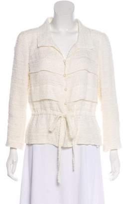 Chanel Lightweight Tiered Jacket