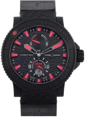 Ulysse Nardin Men's Rubber Watch
