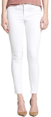 Women's Ag 'The Legging' Cutoff Ankle Skinny Jeans $188 thestylecure.com