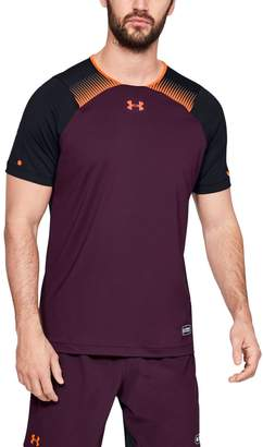 Under Armour Men's NFL Combine Authentic Fitted Short Sleeve T-Shirt