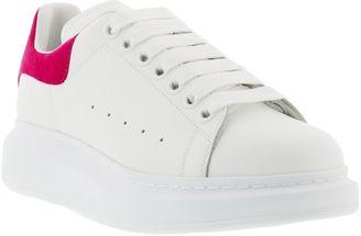 Alexander Mcqueen Oversize Sneaker $356 thestylecure.com