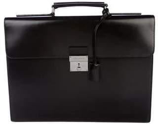 Dolce & Gabbana Smooth Leather Briefcase