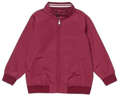 **Boys Burgundy Jacket (5 - 12 years)