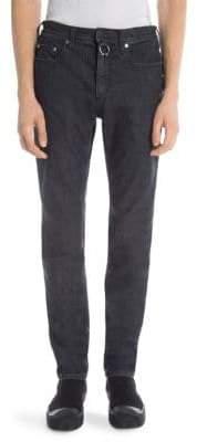 Neil Barrett Skinny Tapered Jeans